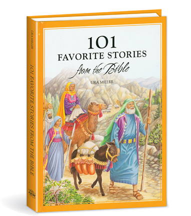 101 Favorite Stories From the Bible - Old