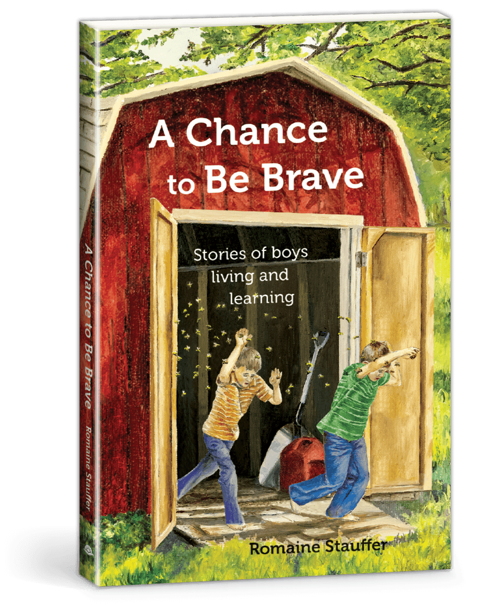 A Chance to Be Brave