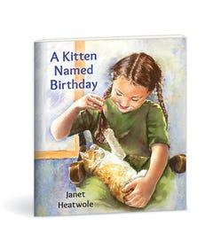 A Kitten Named Birthday