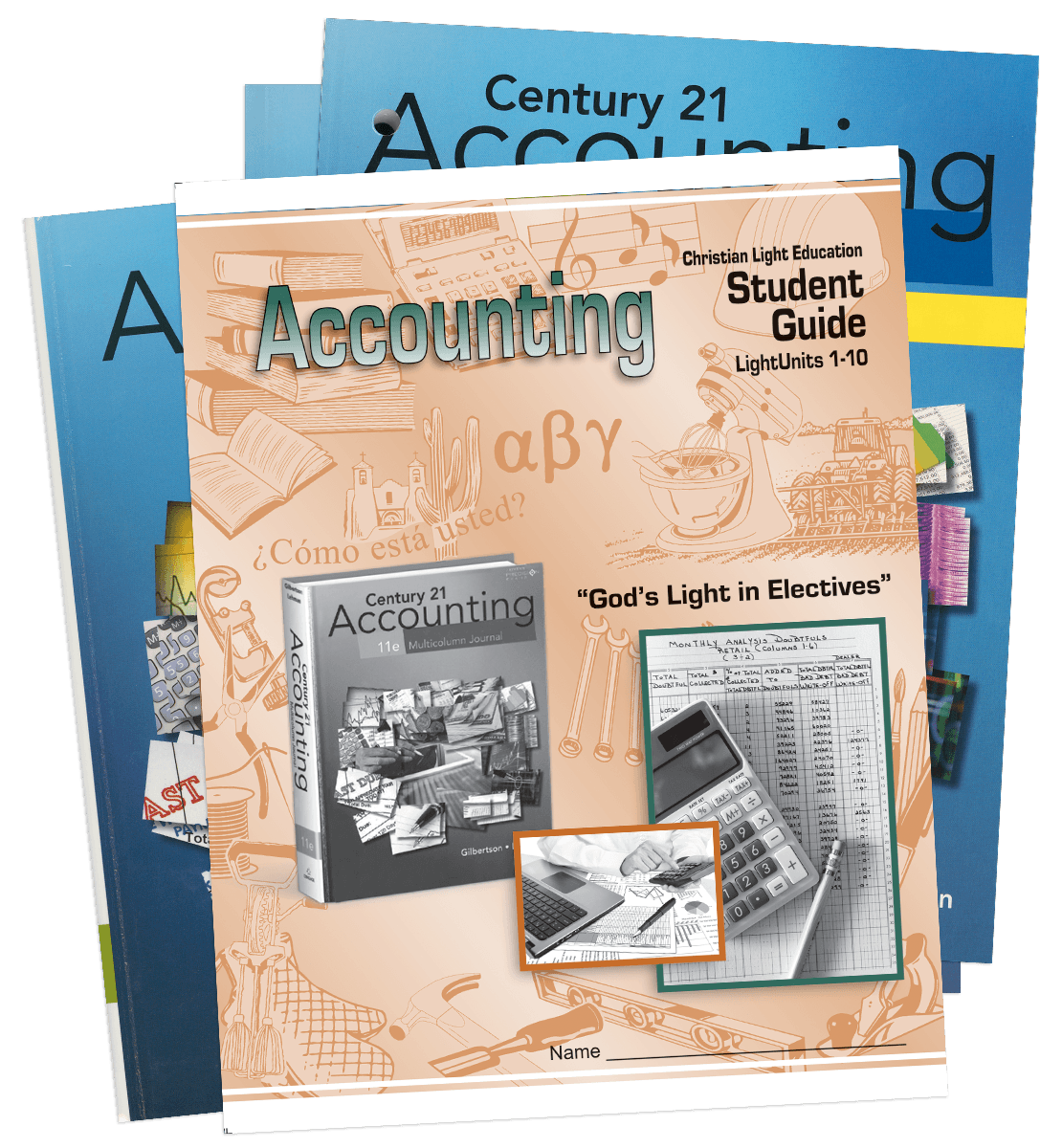 Accounting, 11th Ed. - Student Material