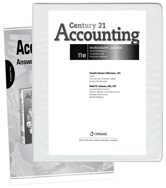Accounting, 11th Ed. - Teacher Material