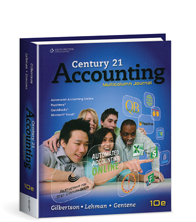 Century 21 Accounting Textbook 10th Edition