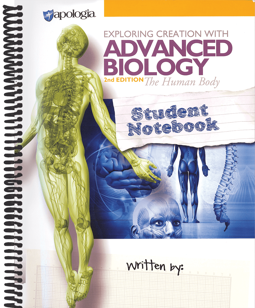 Apologia Advanced Biology - Student Notebook