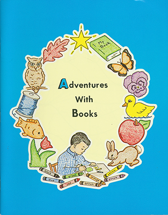 A - ADVENTURES WITH BOOKS