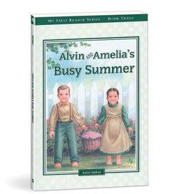 Alvin & Amelia's Busy Summer