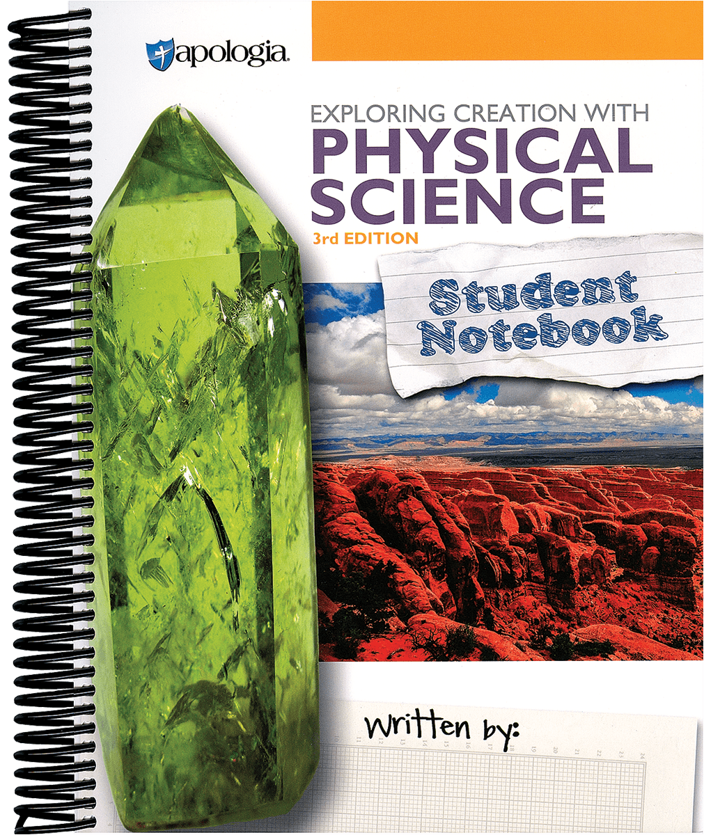 Apologia Physical Science, 3rd Ed. - Notebook