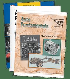 Auto Fundamentals, 12th Ed. - Student Material