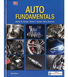 Auto Fundamentals, 12th Ed. - Textbook