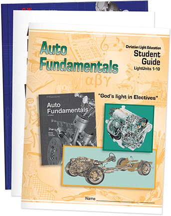 Auto Fundamentals - Student Materials - 11th Edition
