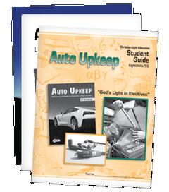 Auto Upkeep, 4th Ed. - Student Material