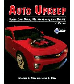 Auto Upkeep - Textbook