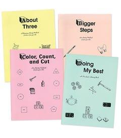 SET - BEGINNER'S ACTIVITY SET - 4 Books