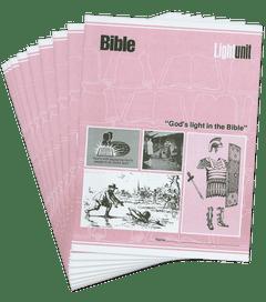Bible 1001-1010 LightUnit Set • New Testament Survey