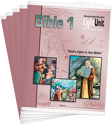 (SE) Bible 101-105 LightUnit Set