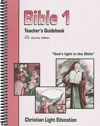 (SE) Bible 100 - Teacher's Guide (with answers)