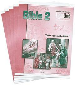 (SE) Bible 201-205 LightUnit Set