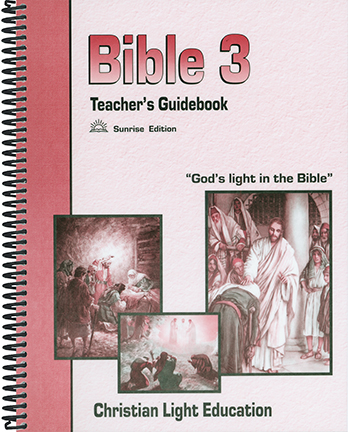 (SE) Bible 300 - Teacher's Guide (with answers)