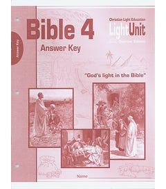(SE) Bible 401-405 Answer Key