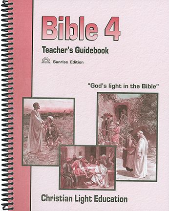 (SE) Bible 400 - Teacher's Guide (with answers)