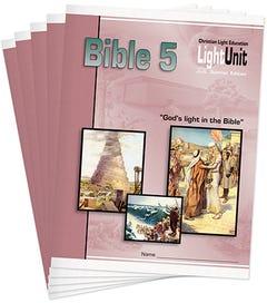 (SE) Bible 501-505 LightUnit Set