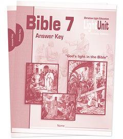 (SE) Bible 701-710 Answer Key Set