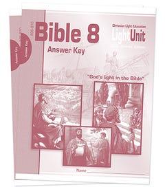 (SE) Bible 801-810 Answer Key Set