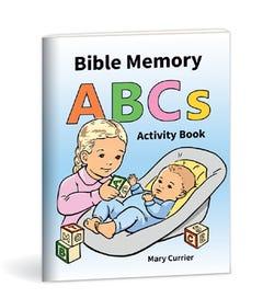 Bible Memory ABCs Activity Book