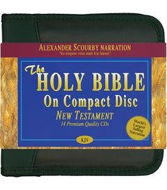 Audio Bible on CD - New Testament