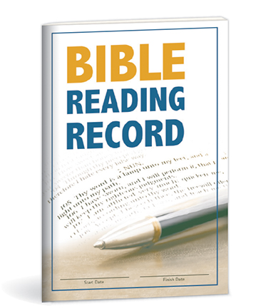 Bible Reading Record