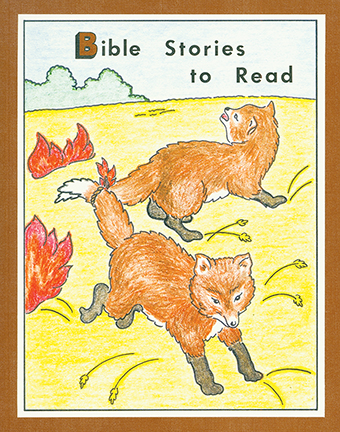 B - BIBLE STORIES TO READ