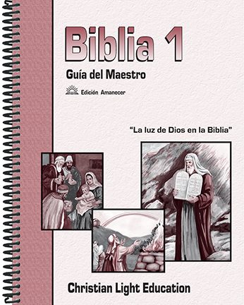 (SE) Biblia 100 Teacher Guide (with answers)