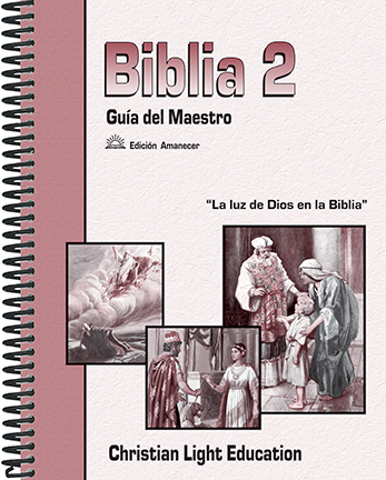 (SE) Biblia 200 Teacher Guide (with answers)