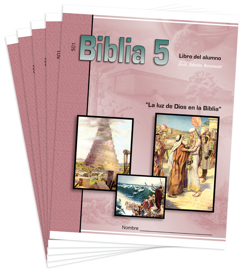 (SE) Biblia 501-505 LightUnit Set