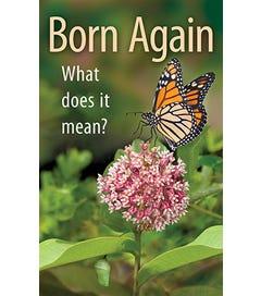 Born Again - Pack of 50