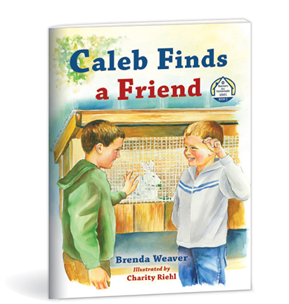 Caleb Finds a Friend