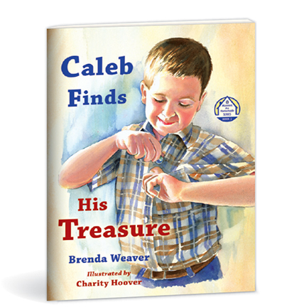 Caleb Finds His Treasure