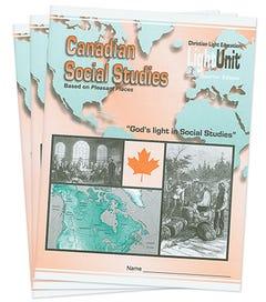 Canadian Social Studies 801-805 Lightunit Set