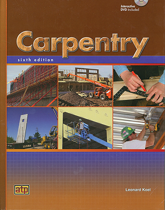 Carpentry 6th Edition - Textbook