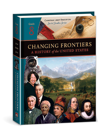 Changing Frontiers - Textbook