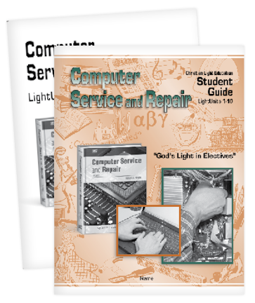 Computer Service and Repair - Student Material - 5th Edition