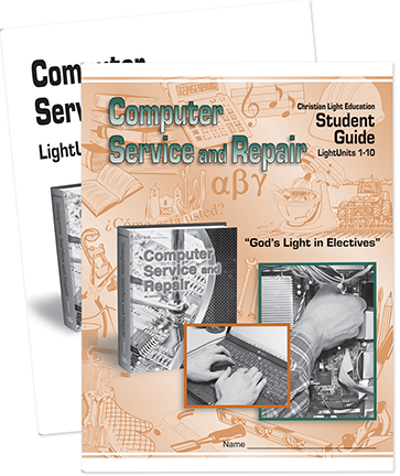Computer Service and Repair - Student Materials