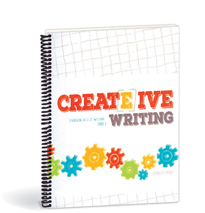 Creative Writing Book 1