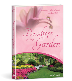 Dewdrops in the Garden