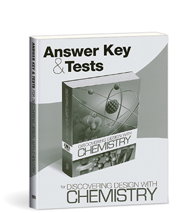 Discovering Design with Chemistry - Answer Key and Tests Booklet