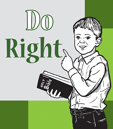 Do Right - Pack of 50
