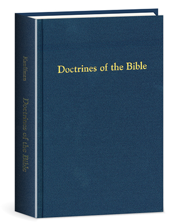 Doctrines of the Bible - Hardcover