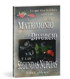 El matrimonio, el divorcio, y las segundas nupcias