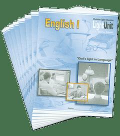 (SE) English I LightUnit Set