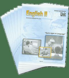 (SE) English II LightUnit Set