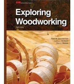 Exploring Woodworking - Textbook